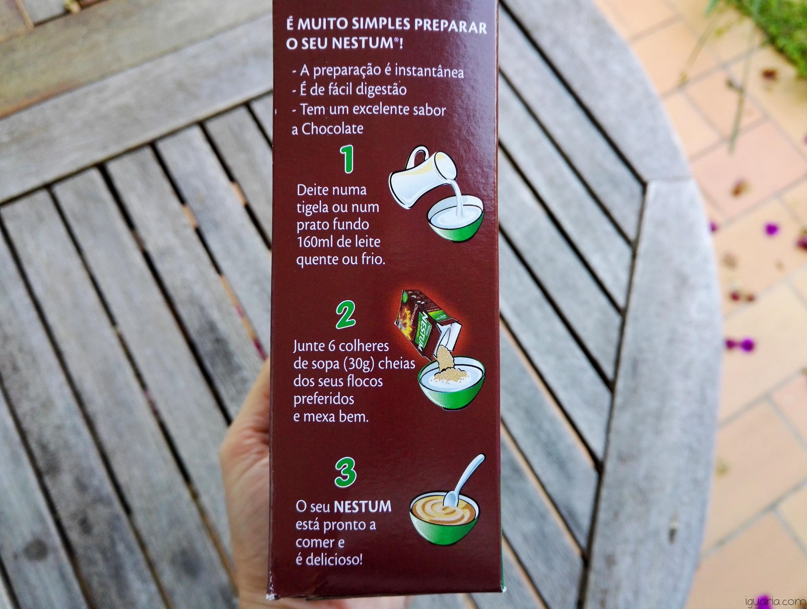 Iguaria_Nestum-Chocolate-Instrucoes-Preparacao
