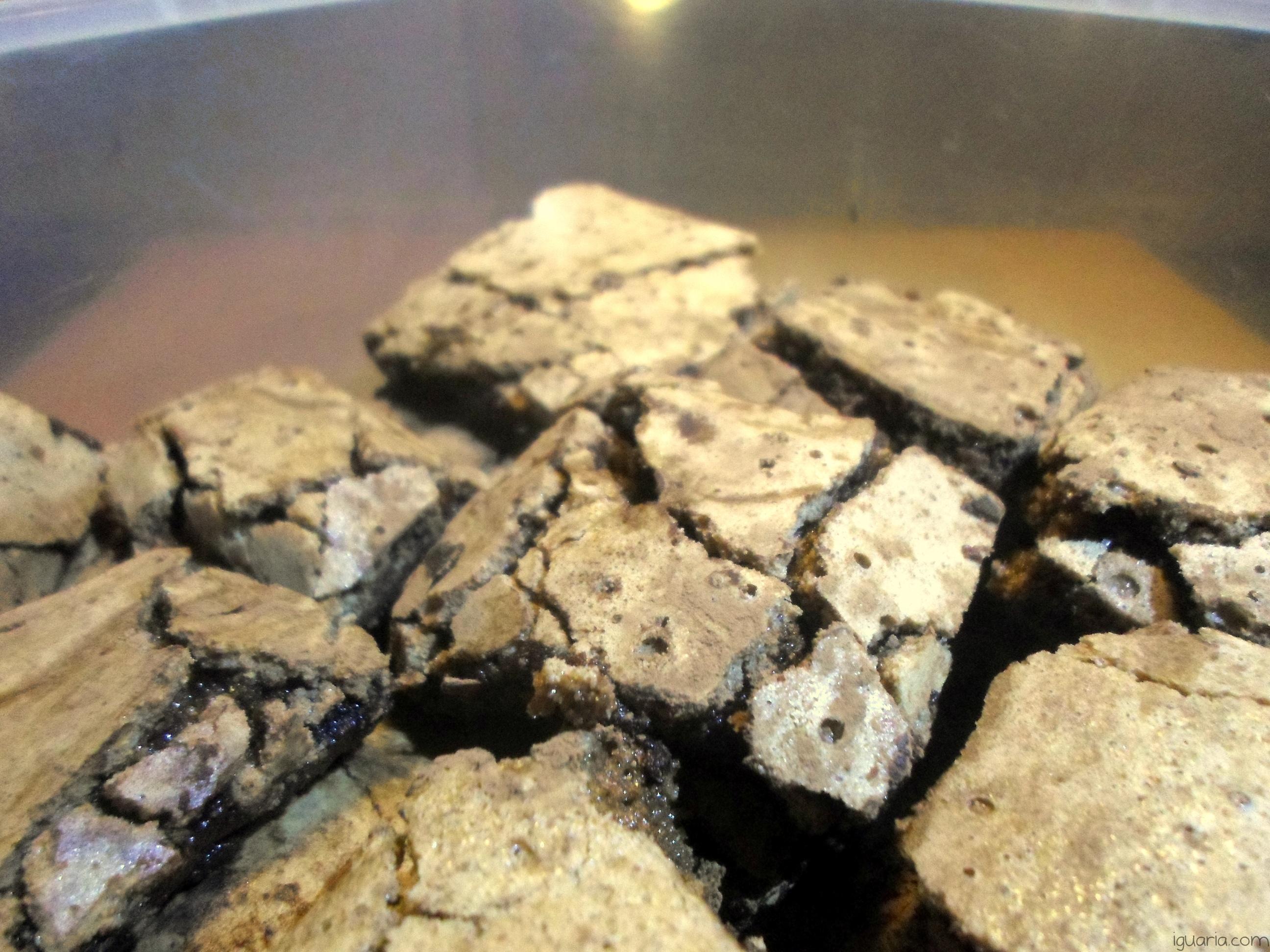 Brownie de Chocolate Iguaria