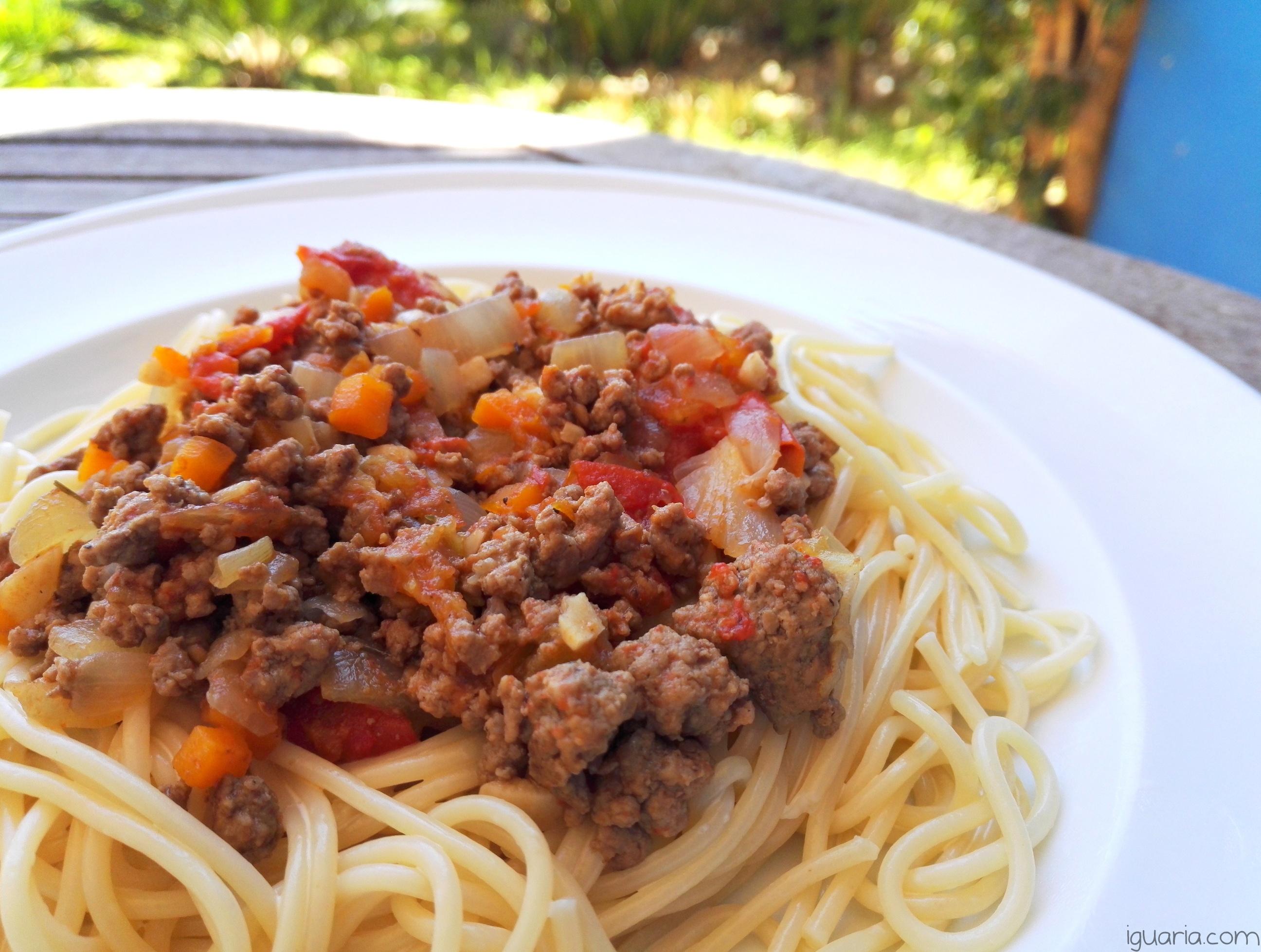 Iguaria_Bolonhesa-Tomate-Carne-Picada