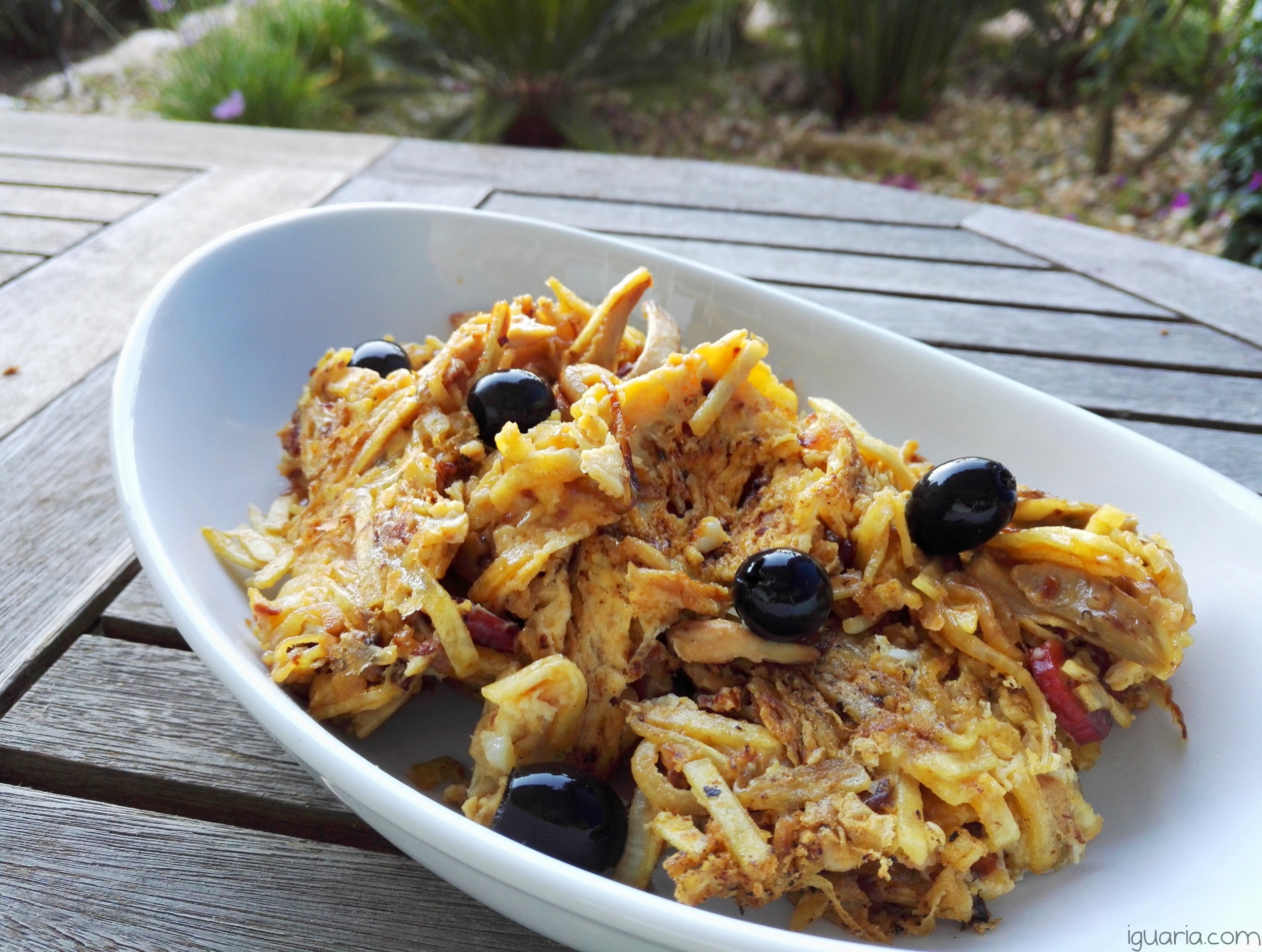 Iguaria_Frango-com-Ovo-Batata-Frita