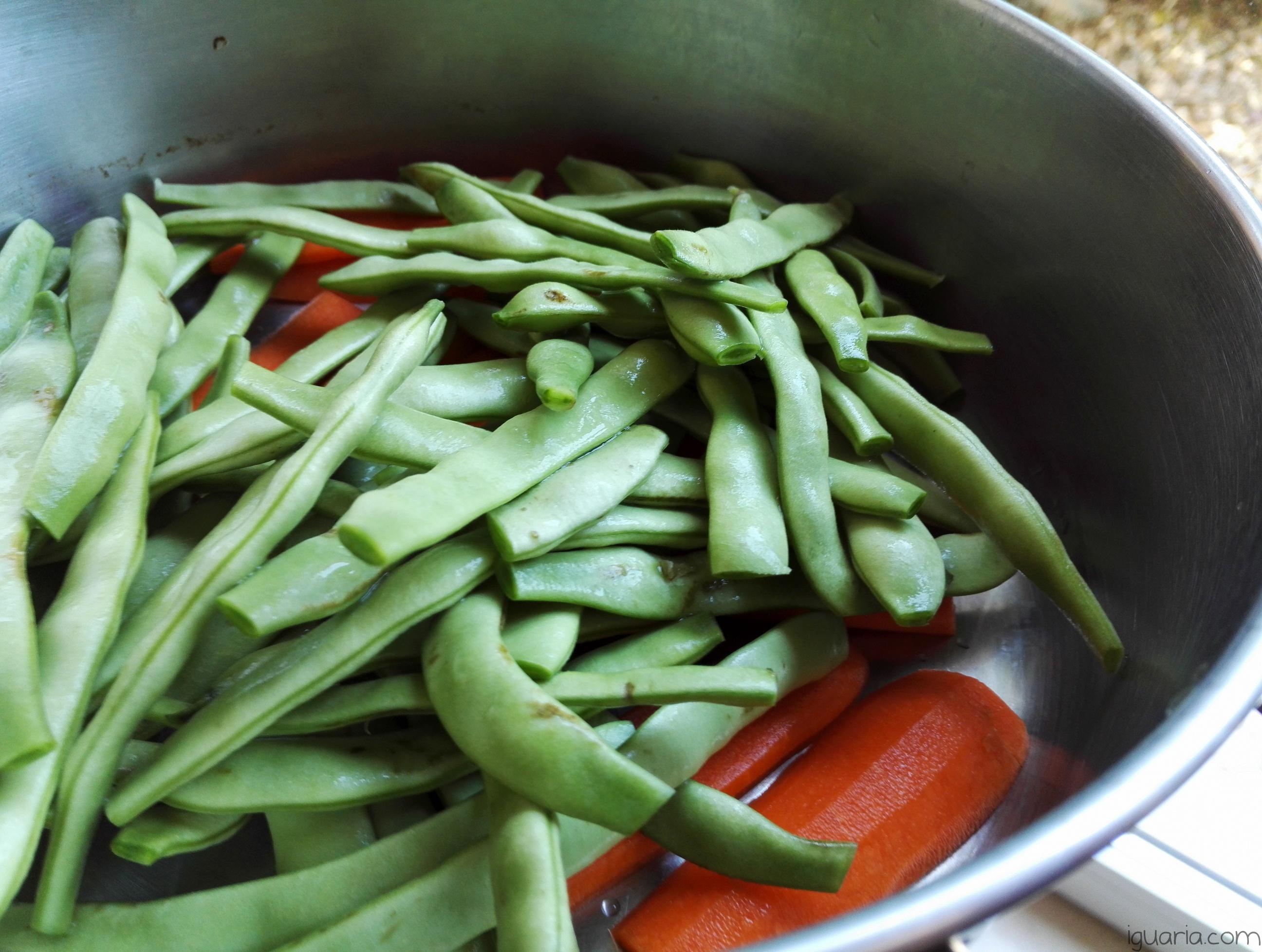 iguaria-cozer-cenoura-e-feijao