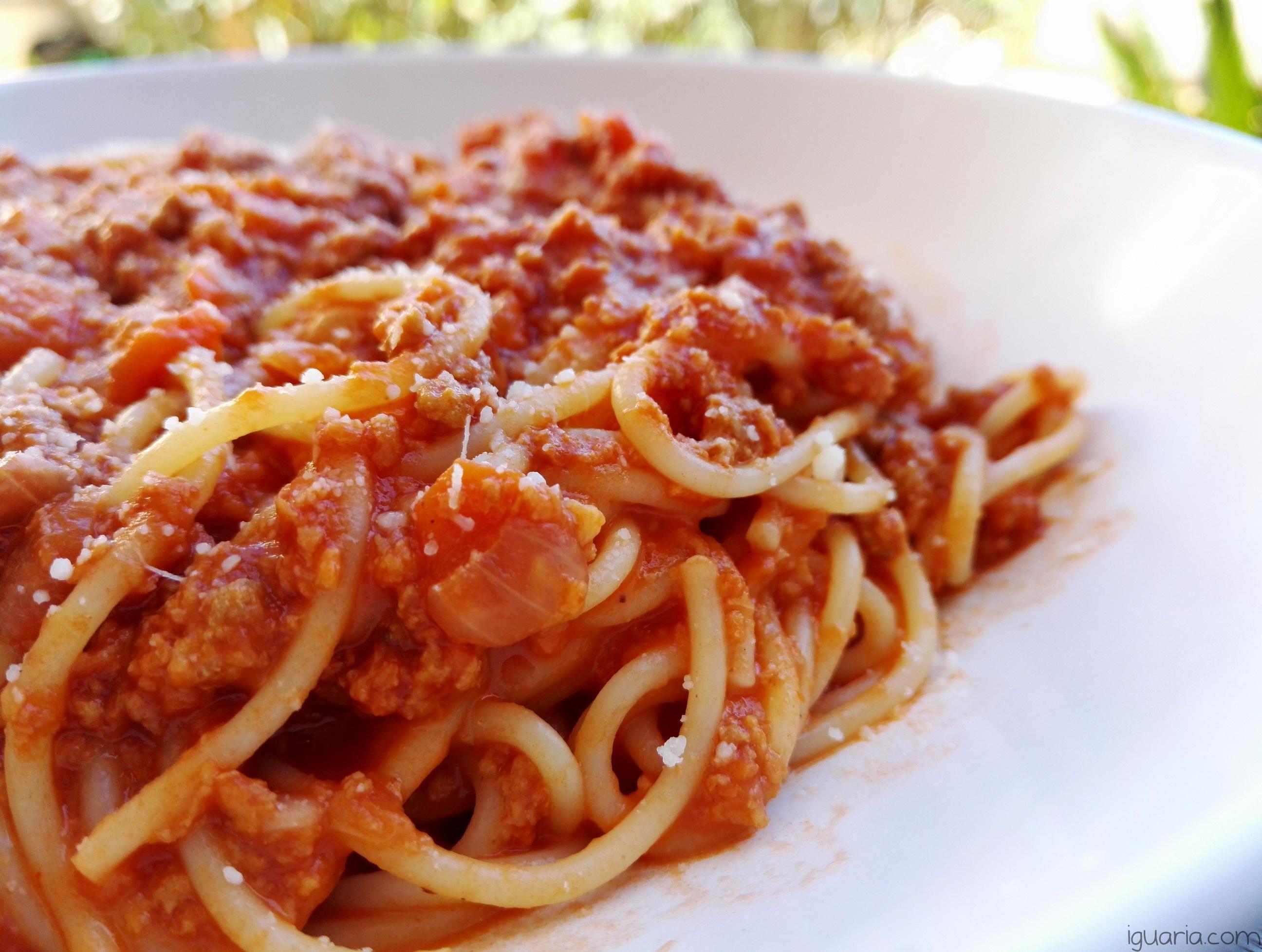 iguaria-esparguete-com-bolonhesa-porco-vaca