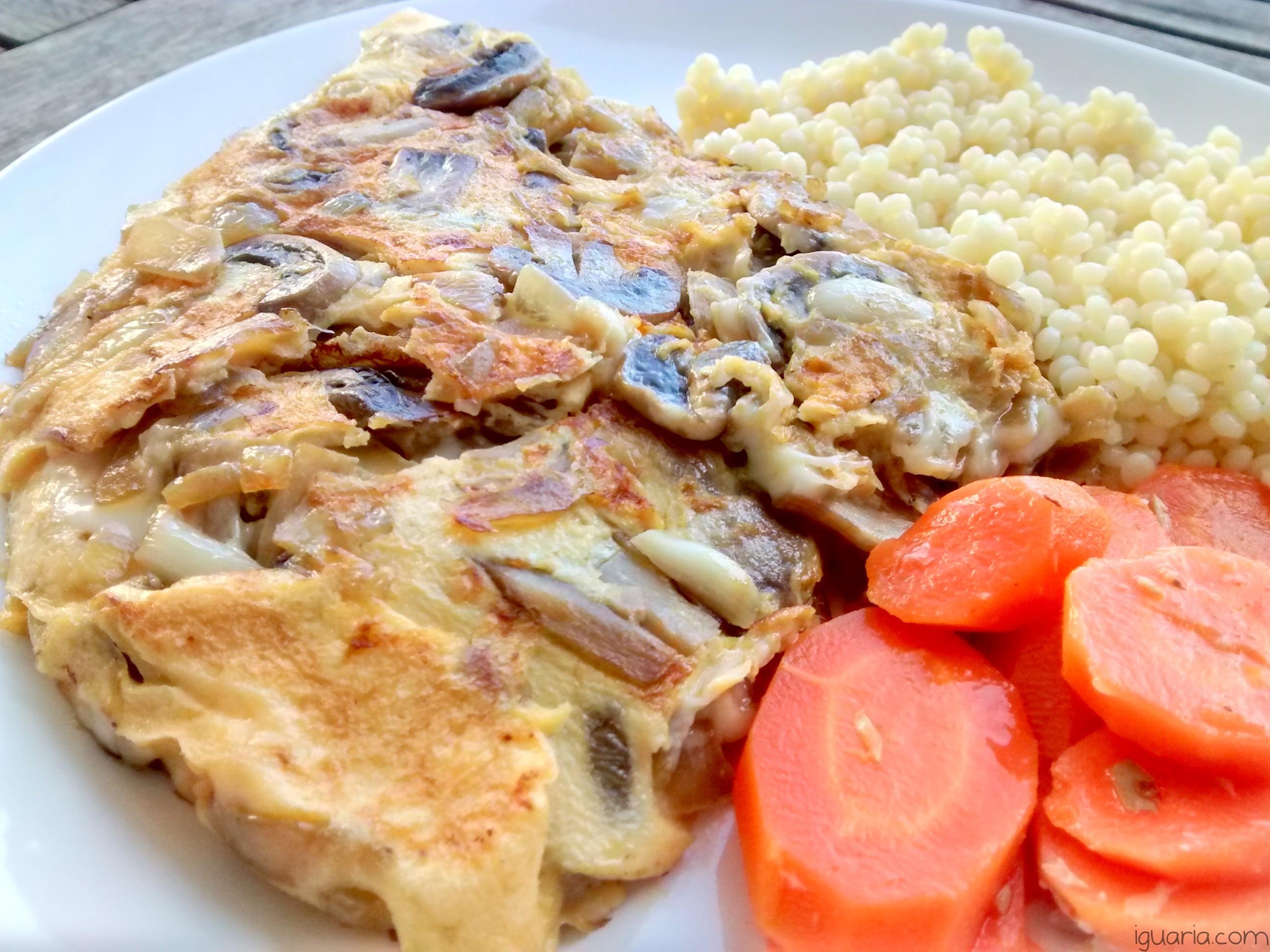 iguaria-omelete-de-cogumelos-com-cuscus