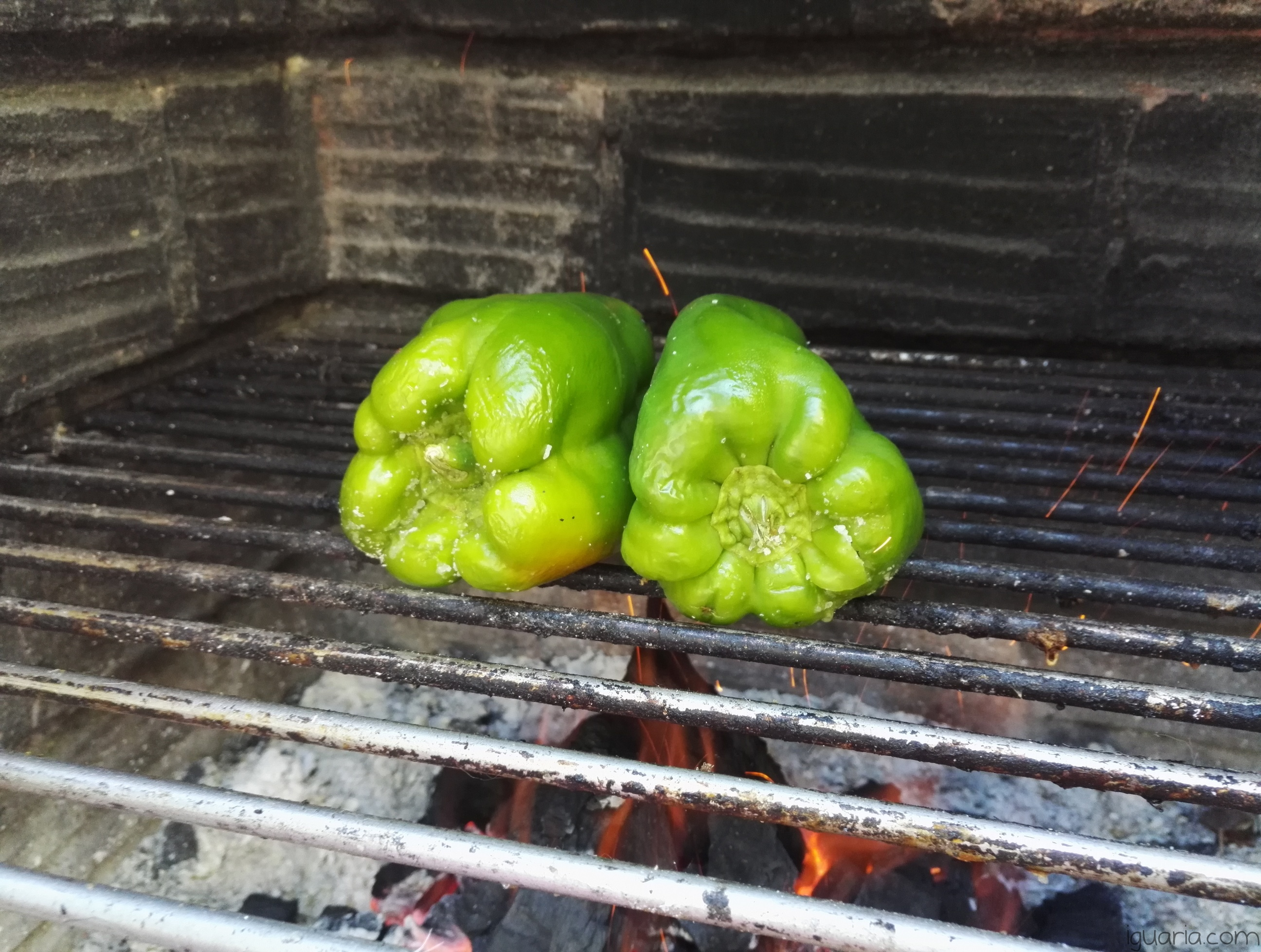 iguaria-pimentos-verdes-a-assar