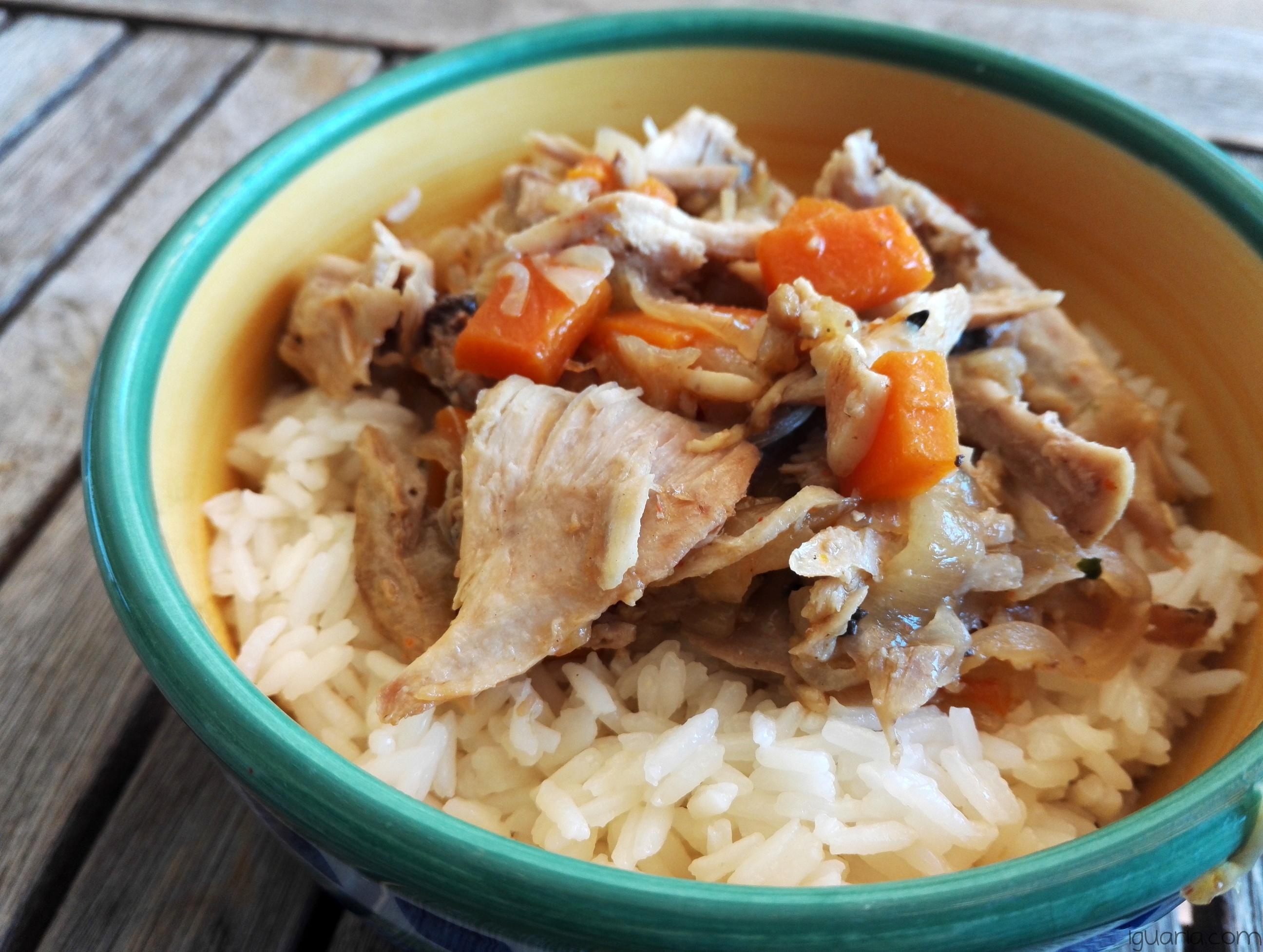 iguaria-arroz-com-frango-assado
