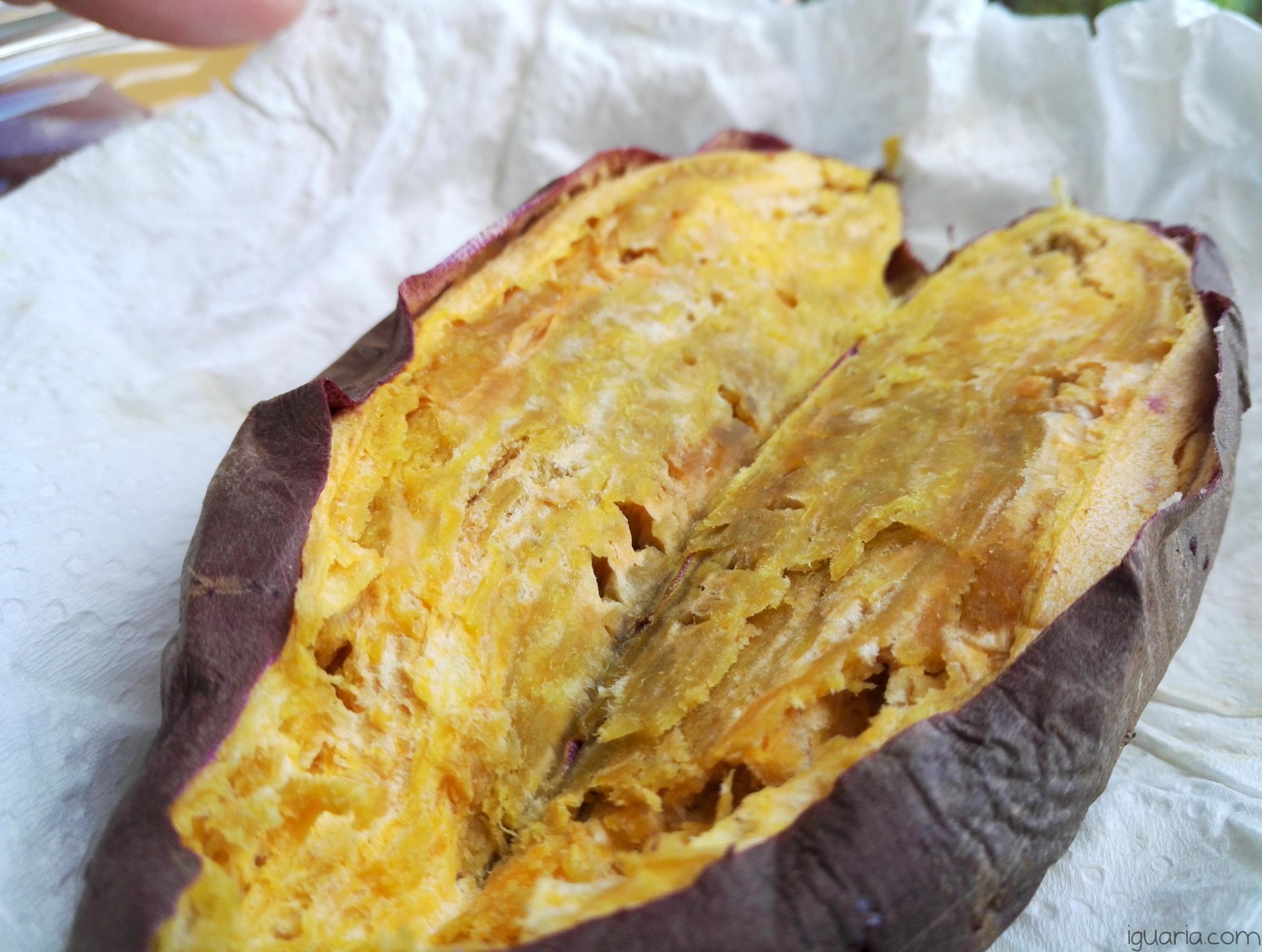 iguaria-batata-doce-micro-ondas