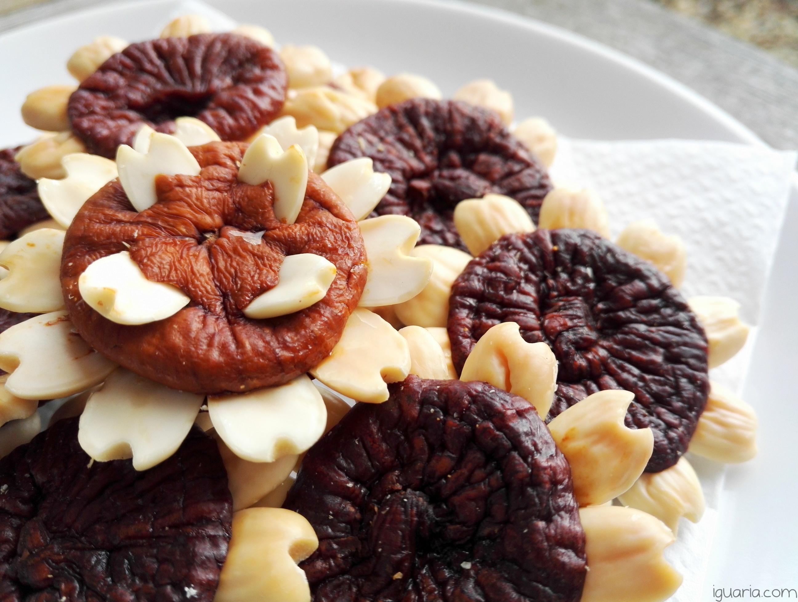 iguaria-estrelas-de-figo-seco-com-amendoas