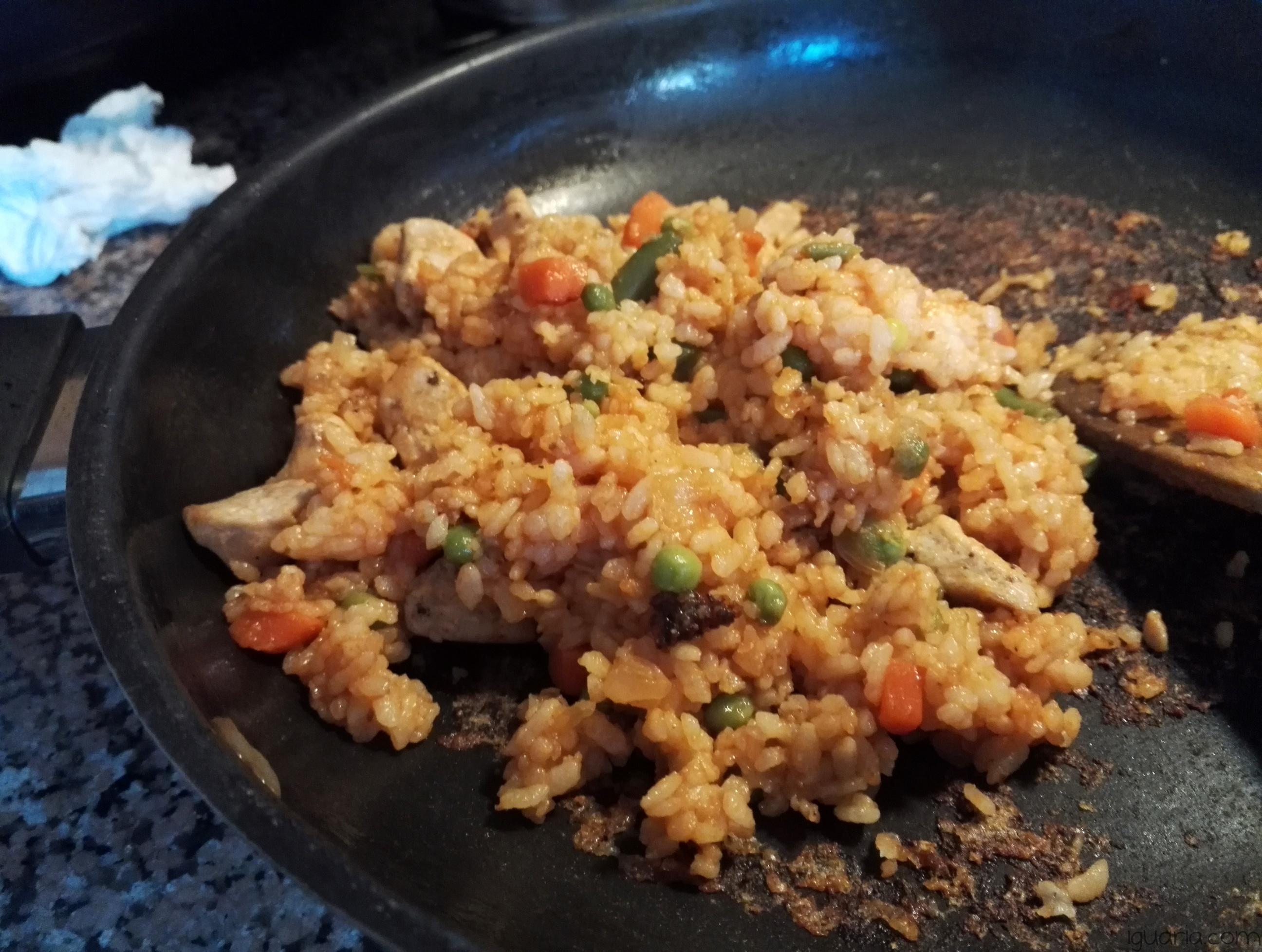 iguaria-fritar-arroz-com-frango