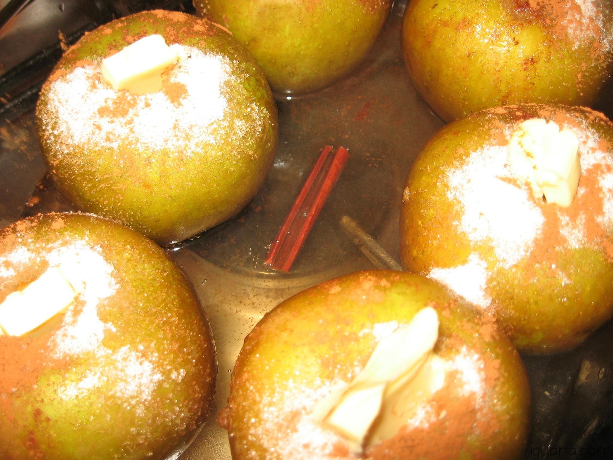 iguaria-macas-reinetas-manteiga-canela