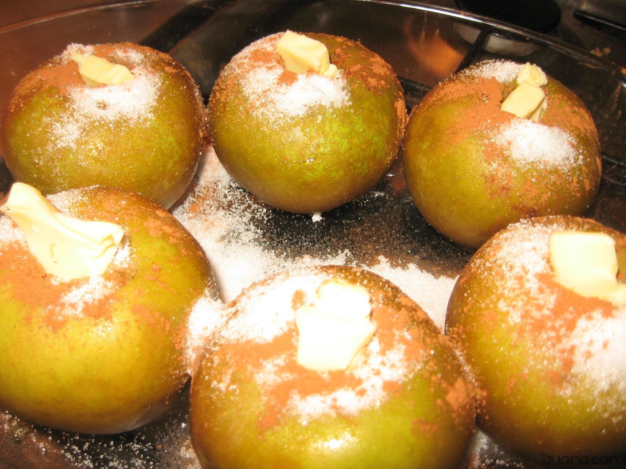 iguaria-macas-reinetas-no-forno