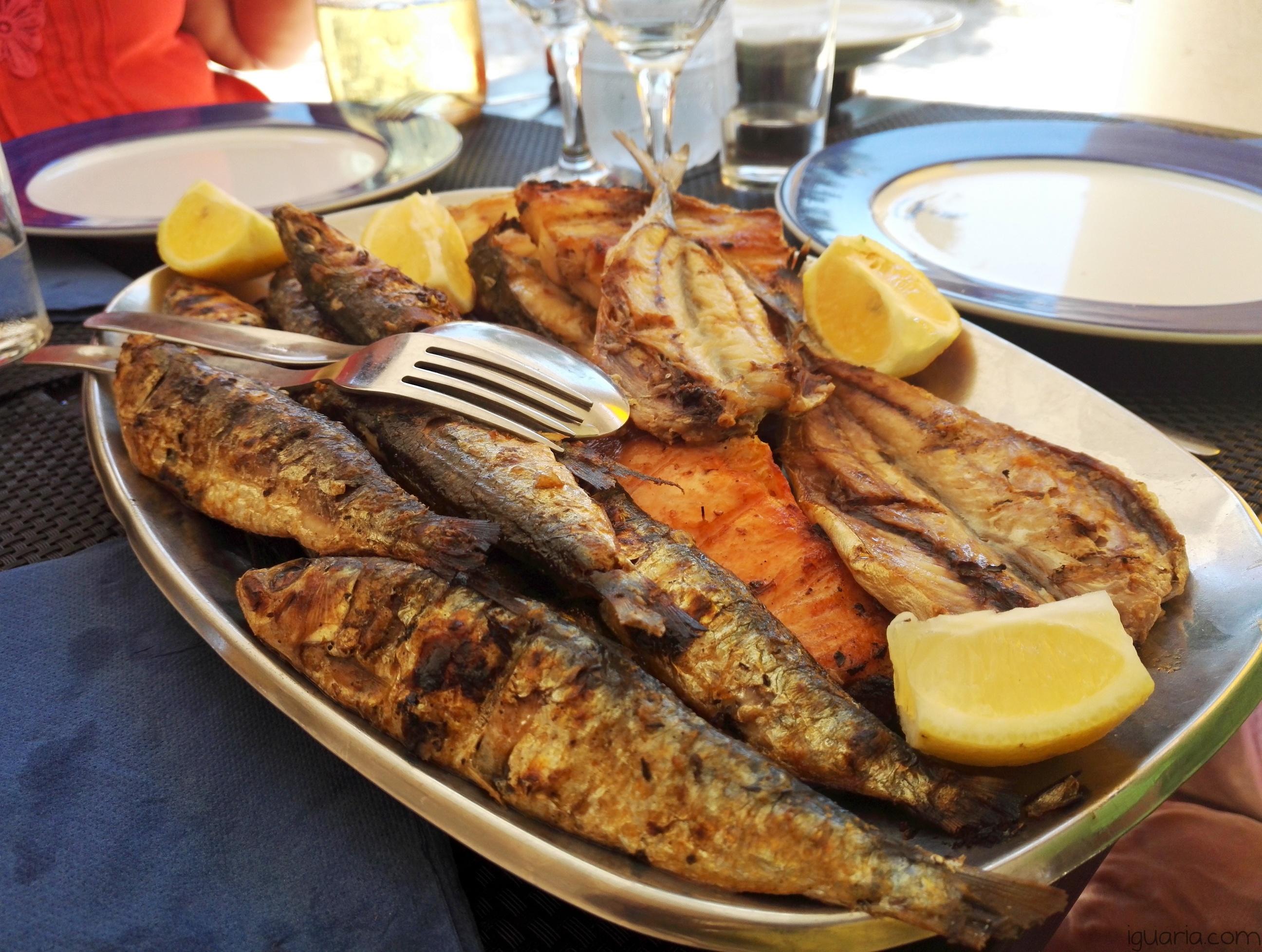 Restaurante a barrigada iguaria receita e culin ria for All you can eat fish