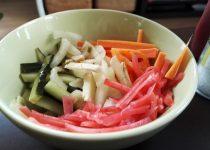 Pickles Simples de Vegetais